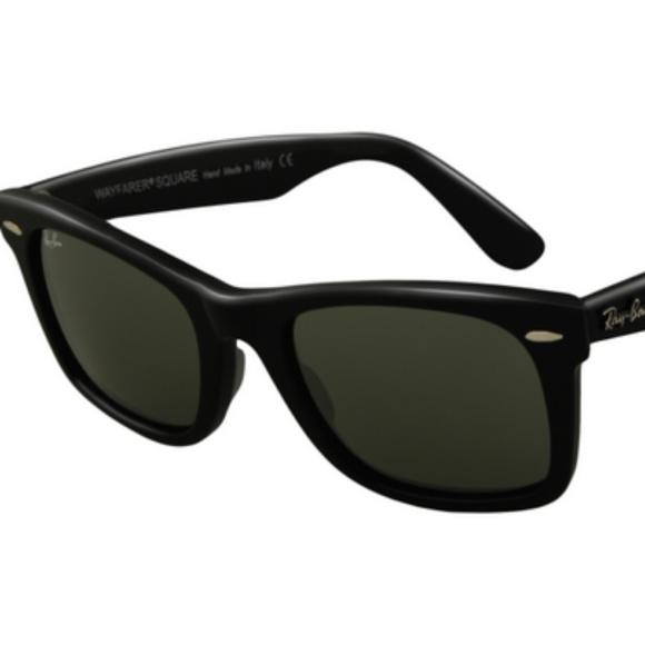 4a75992d43 New Ray Ban RB2151 Wayfarer Sunglasses Black Frame
